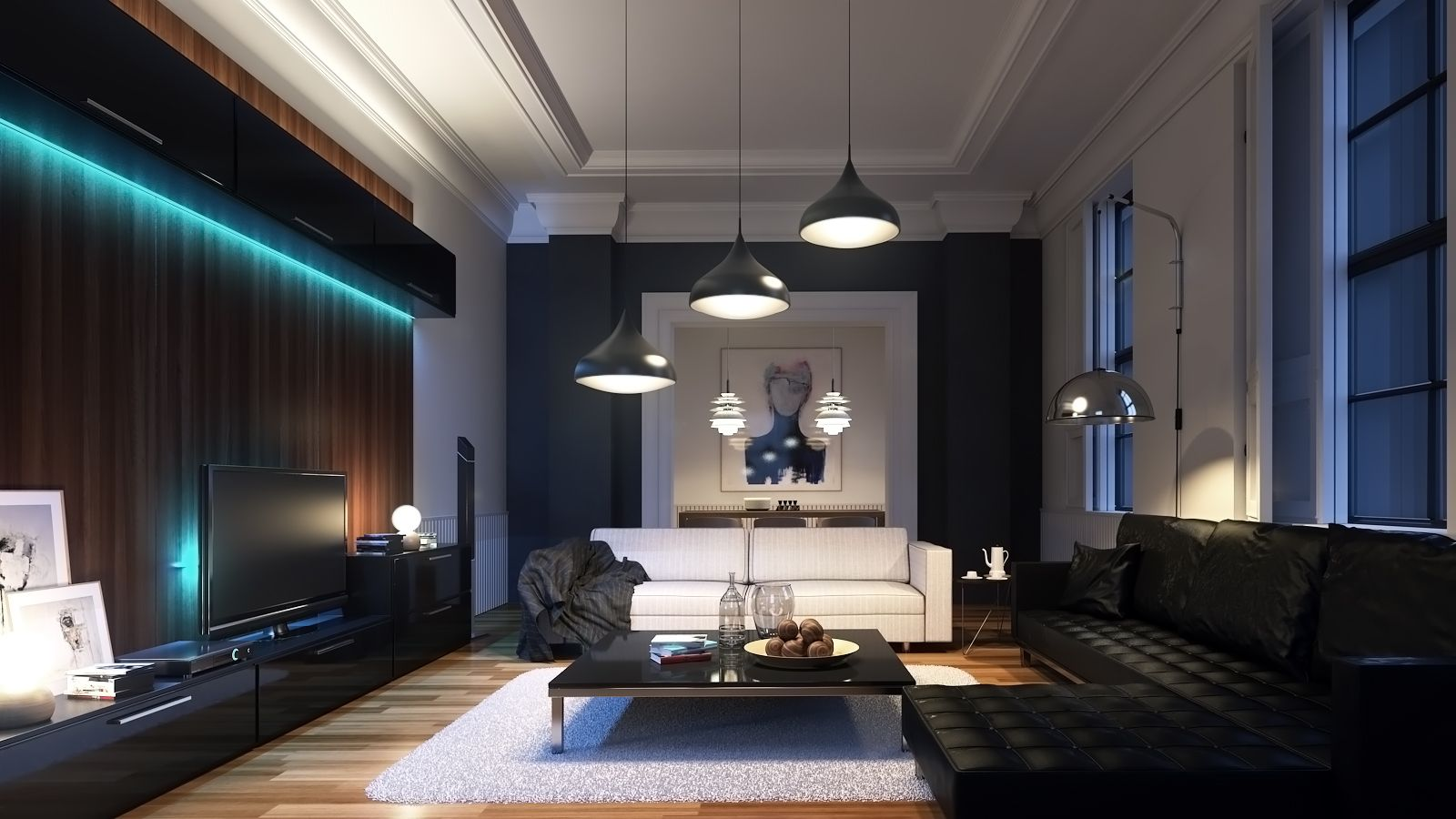 Designer Night Light Vray And 3ds Max Night Interior Making Of Part 1 Vray