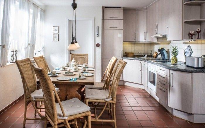 moderne küche gestalten esstisch Küche Möbel - Küchen - moderne kuche gestalten
