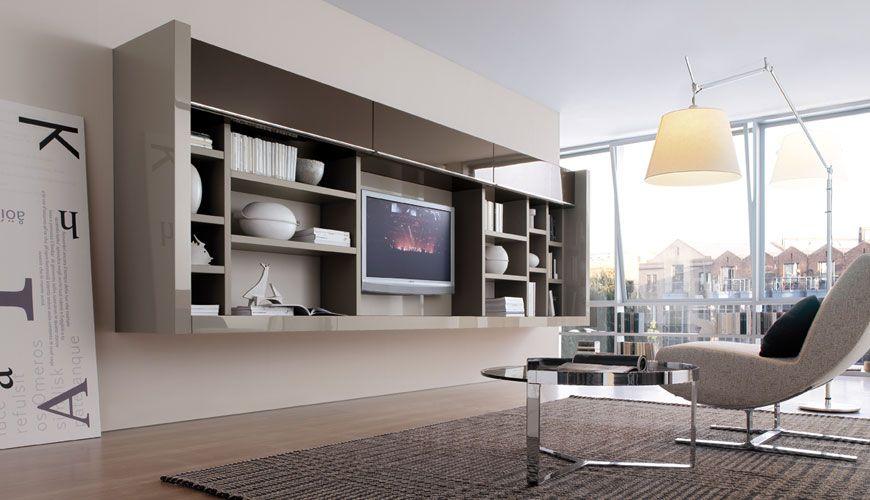 Beautiful Living Room Wall Storage  Cool Inspiring Living Room - wall units for living rooms