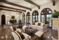Spanish Colonial - Living Room | New House | Pinterest ...
