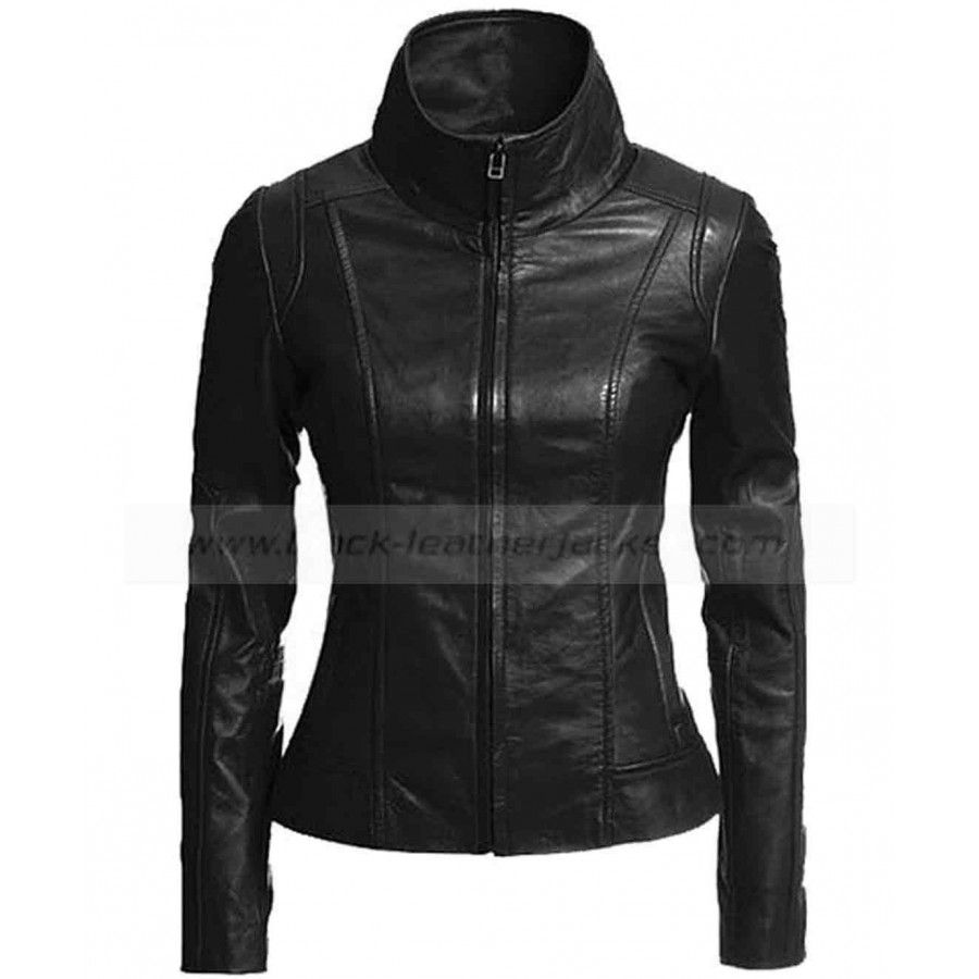 Motorcycle leather jacket women google search