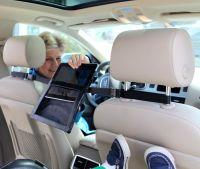 Amazon.com: 2GoTablet iPad Holder for the Car- mount ...