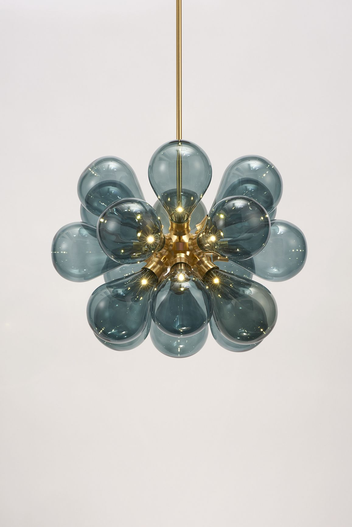 Designer Hanging Light Fittings Cintola Maxi Pendant Contemporary Lighting Products