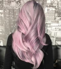 Pink Metallic by Guy Tang with @kenra | Silver Hair Color ...