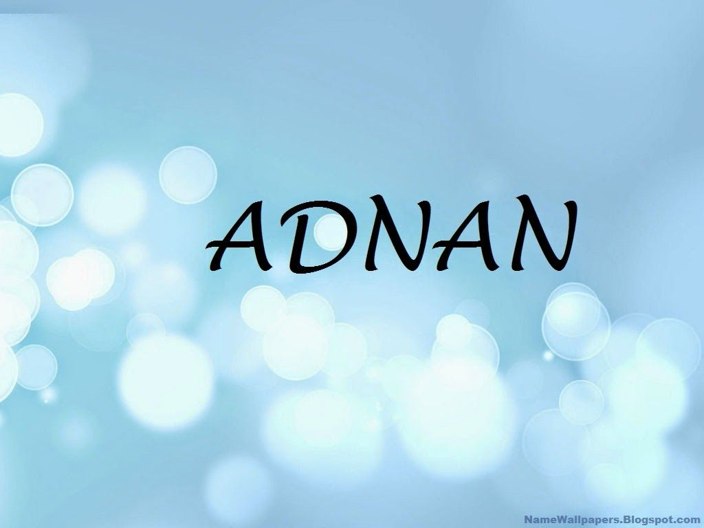 Bushra 3d Name Wallpaper Adnan Name Wallpapers Adnan Name Wallpaper Urdu Name