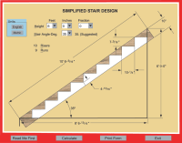 staircase measurements
