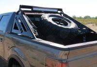 F-Series Venom Chase Rack w/ Tire Carrier | tool box ...