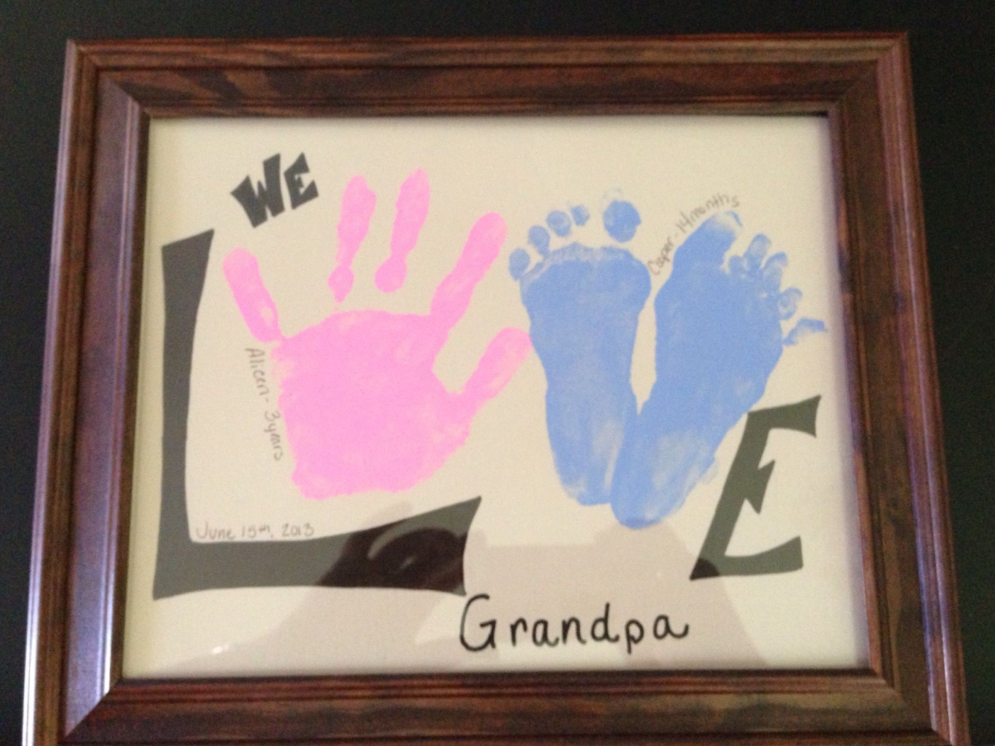Easy Diy Birthday Gifts For Dad Father 39s Day Homemade Gifts For Grandpa Imagefiltr