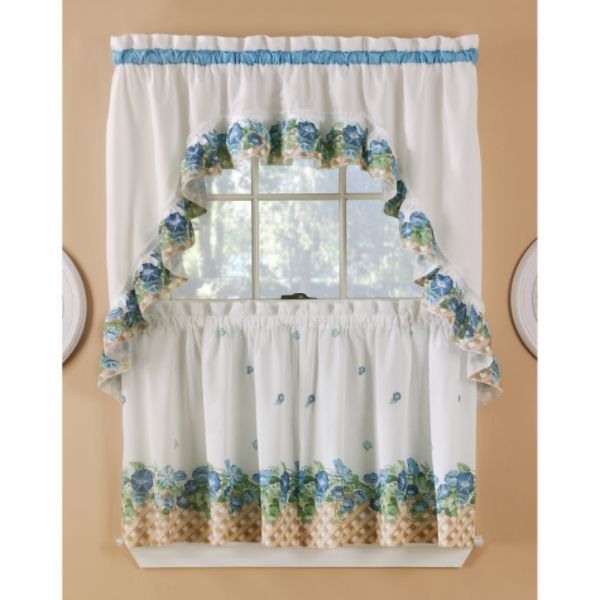 sears kitchen ruffled curtains sets Kitchen Curtains Pinterest - sears curtains for living room