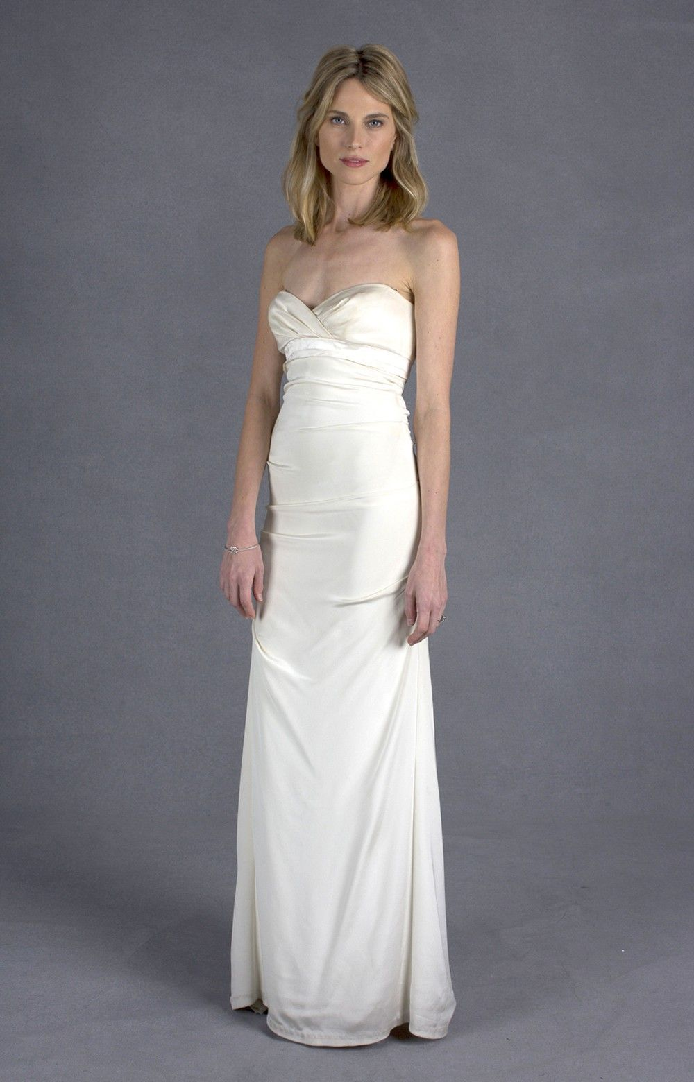 nicole miller wedding dresses Camilla Bridal Gown Bridal Nicole Miller