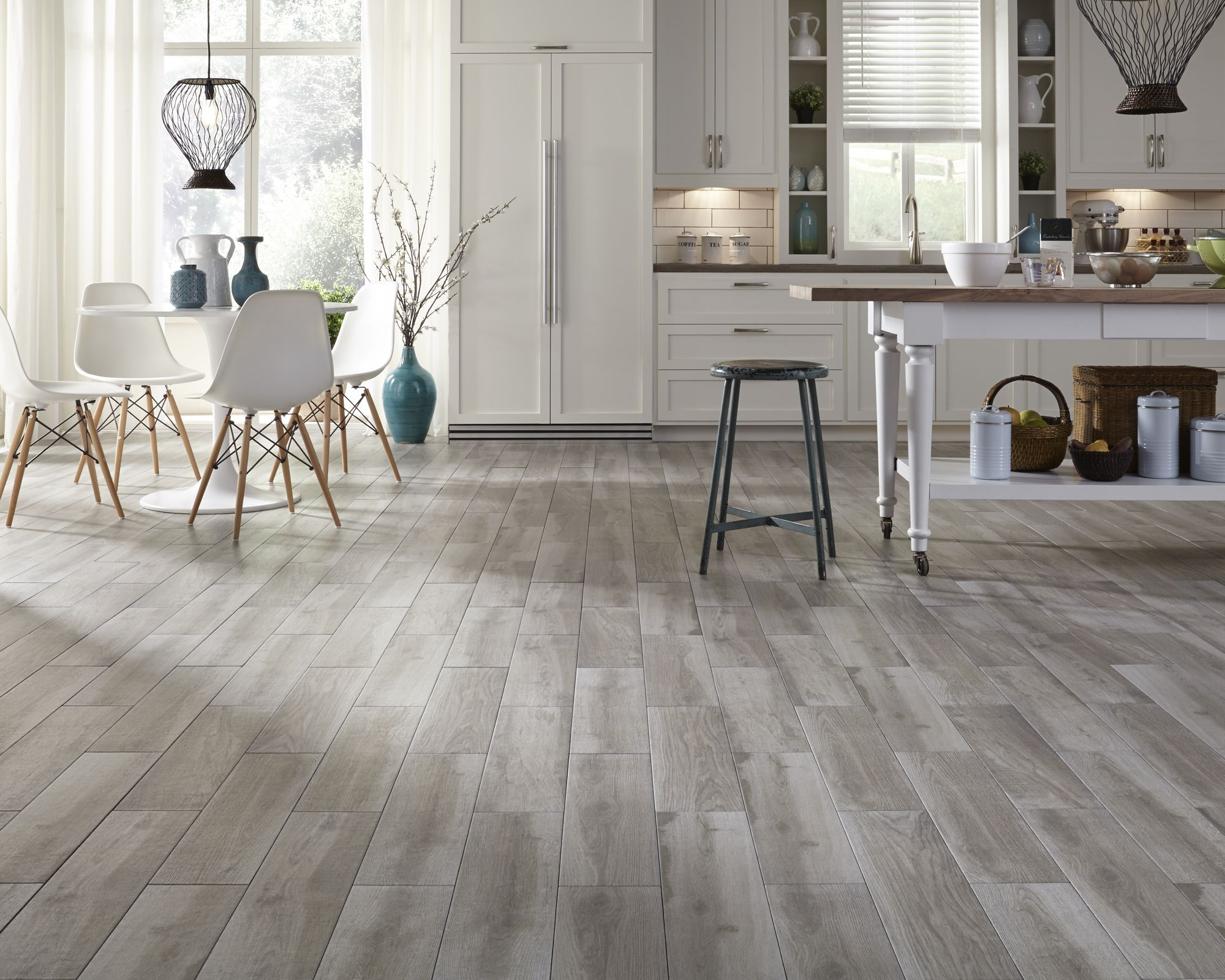 Interested In Wood Look Tile Check Out Himba Gray