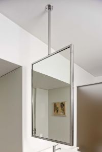 Bathroom Mirrors To Ceiling With Luxury Photos