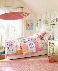 Girls' bedroom ideas: Surfer girl theme room | Girl themes ...