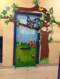 Classroom Door Decoration Ideas For Back To School ...