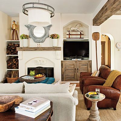 Need a Living Room Makeover? Living room decorating ideas - southern living living rooms