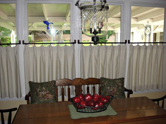 cafe curtains in living room - Google Search Curtains - cafe curtains for living room