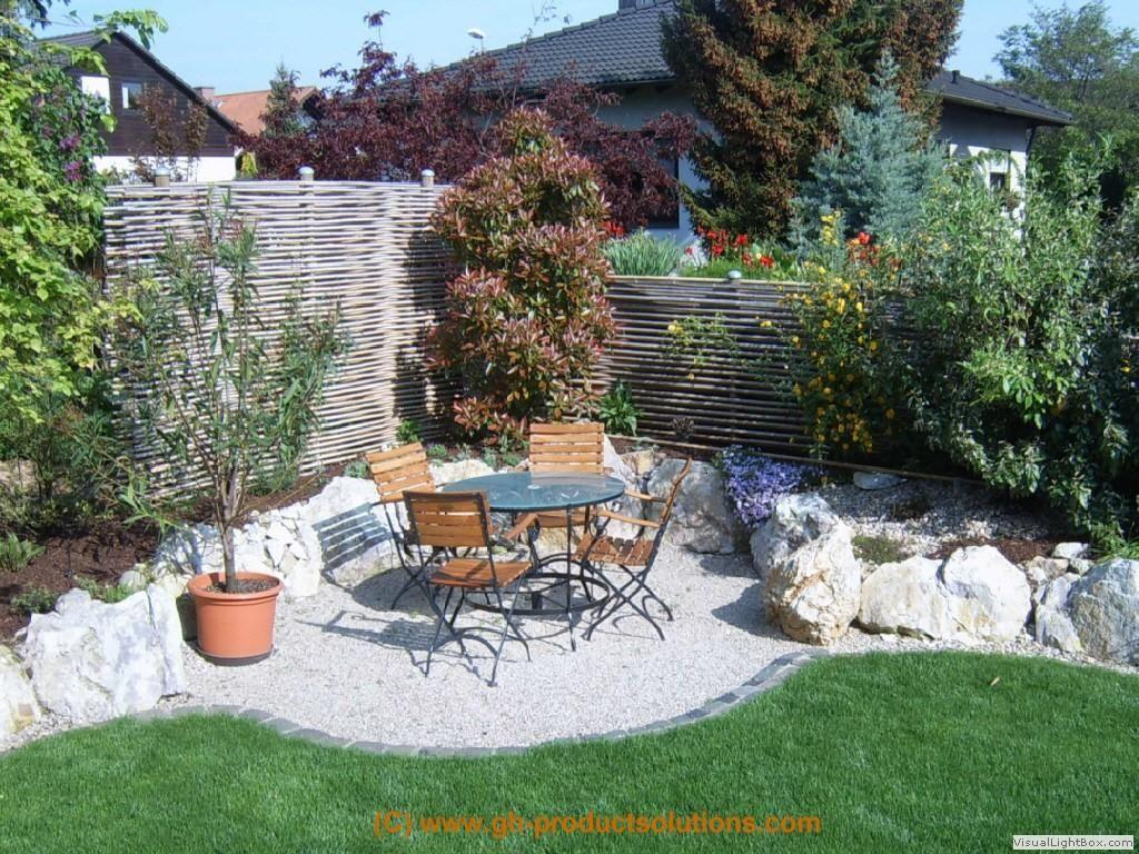 Gartengestaltung Ideen Mediterran