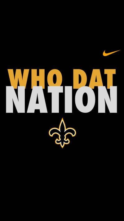 Who Dat Nation iPhone 5 Wallpapers | iphone wallpapers - and all such, patterns colors designs ...