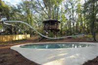 Dream Backyard on My Yard Goes Disney. 300 foot zip line ...