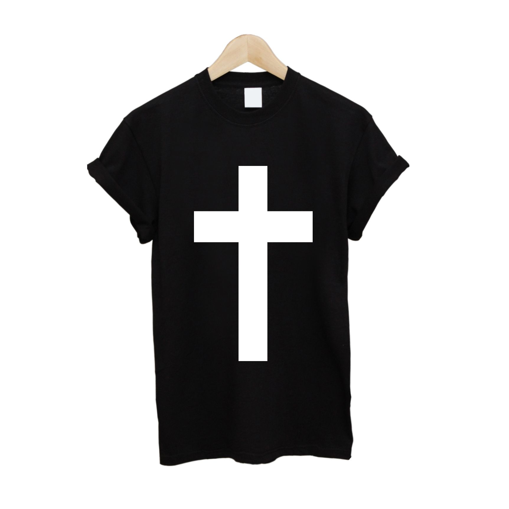 Christian cross t shirt 10 free uk delivery teeisland