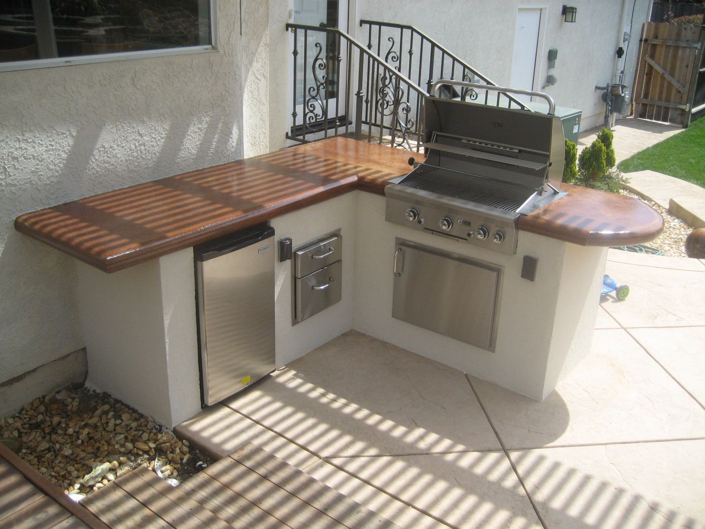 Outdoor Küche Douglasie Outdoor Grill Spanish Stucco Google Search Outdoor Bbq