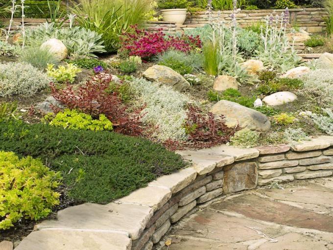 Gartengestaltung mit Steinen - Nutzen Sie Tipps von Gartende - gartengestaltung tipps
