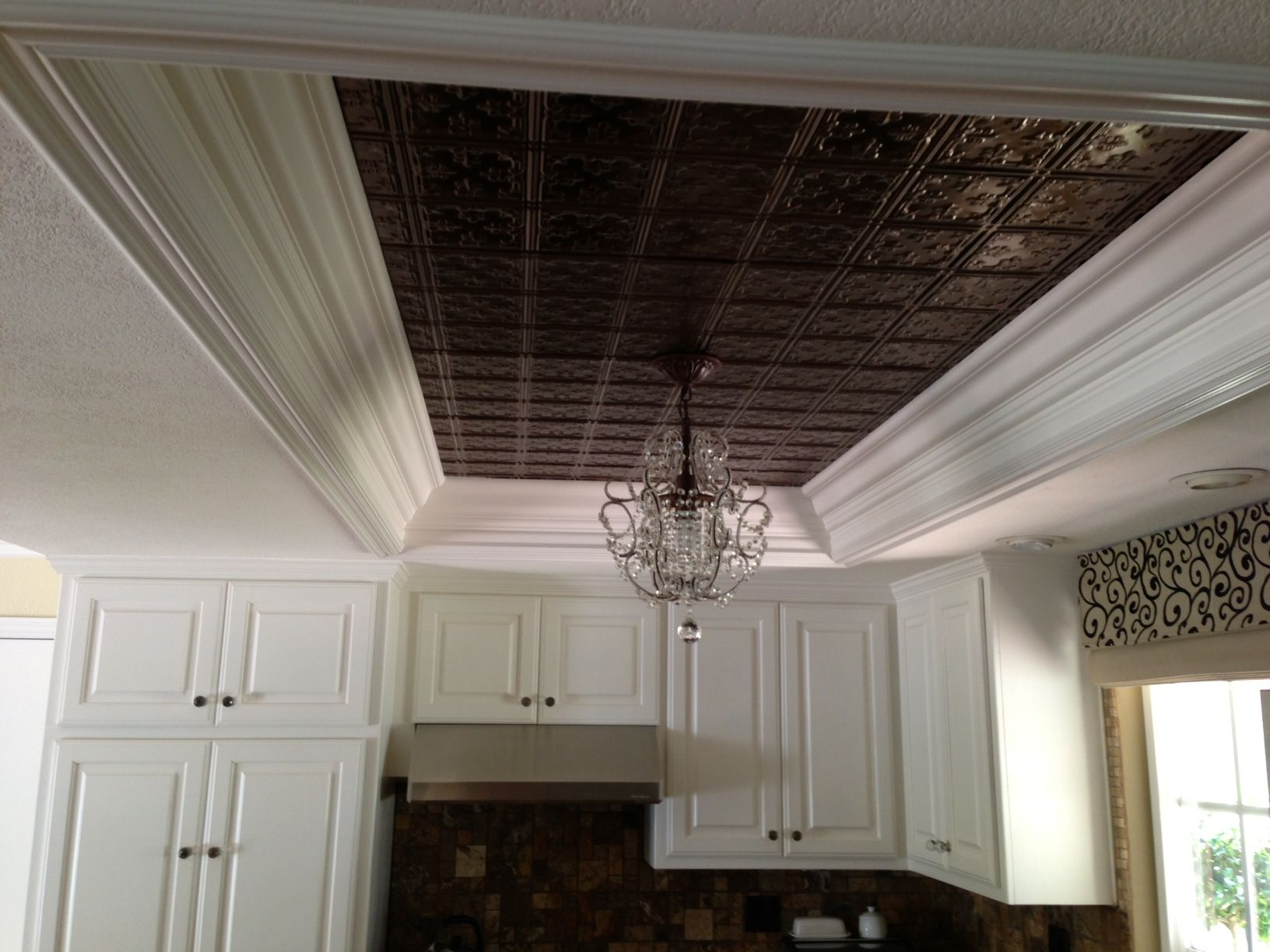kitchen ceiling lighting kitchen ceiling tiles and hanging light replace dated fluorescent lighting