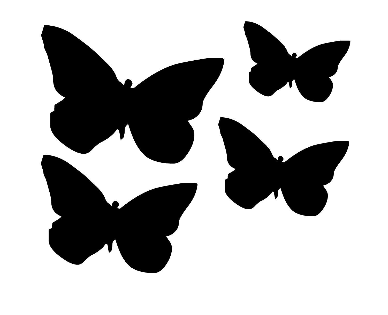 Бабочки для декора своими руками: из бумаги, объемные