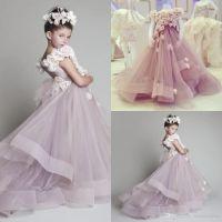 Cutely Krikor Jabotian Children Wedding Dress For Girls