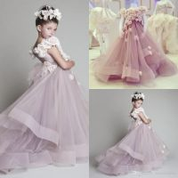 Cutely Krikor Jabotian Children Wedding Dress For Girls ...
