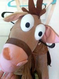 Bullseye Toy Story Halloween Costume XS 2-4 Woodys Horse ...