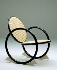 Denmark.VIPPS chair, 1992 // designer: Verner Panton ...