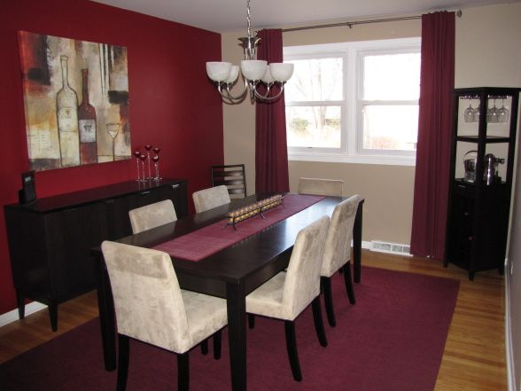 Wine themed dining room - Dining Room Designs - Decorating Ideas - wine themed kitchen ideas