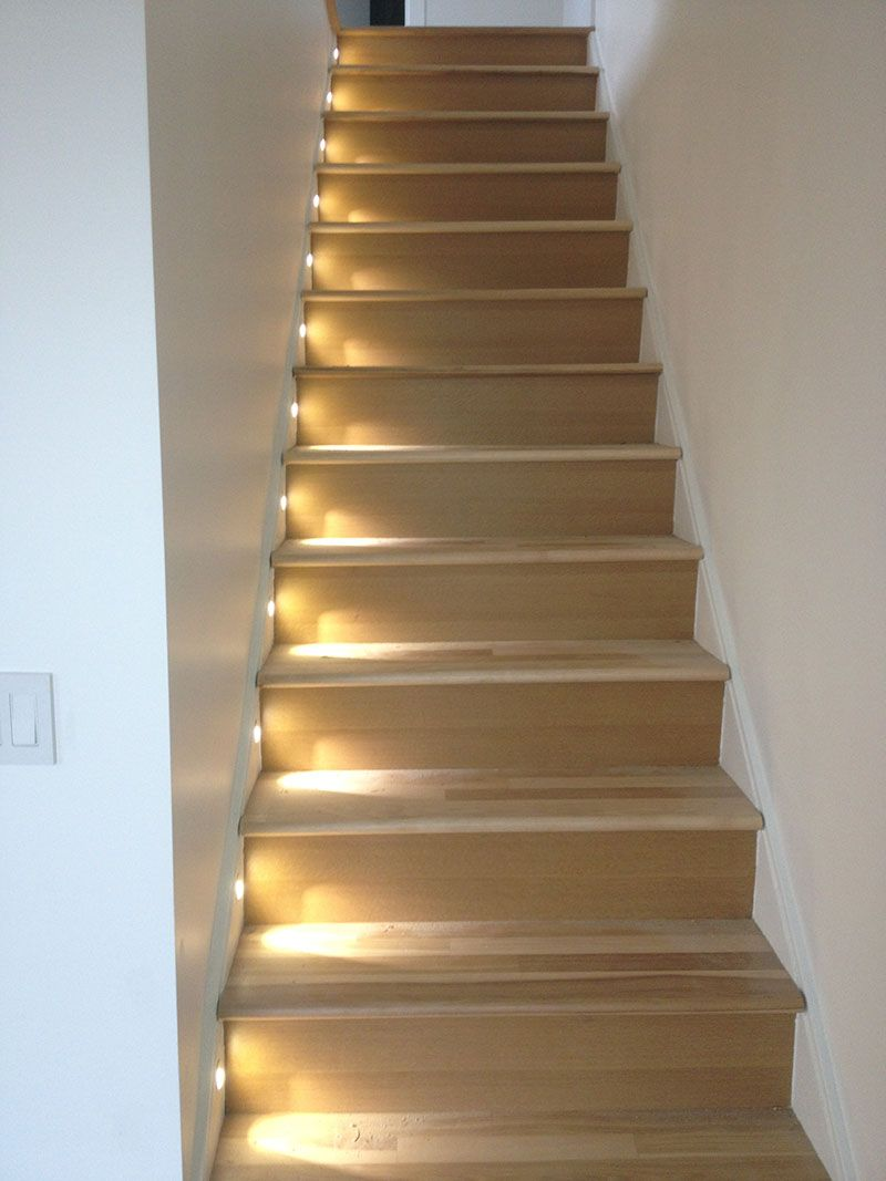 Treppenstufenbeleuchtung Led 24 Lights For Stairways Ideas For Your Home Decor
