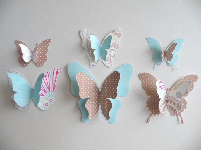 decor  13 Butterfly Wall Decor Patterns Butterfly Template 1000 - butterfly template