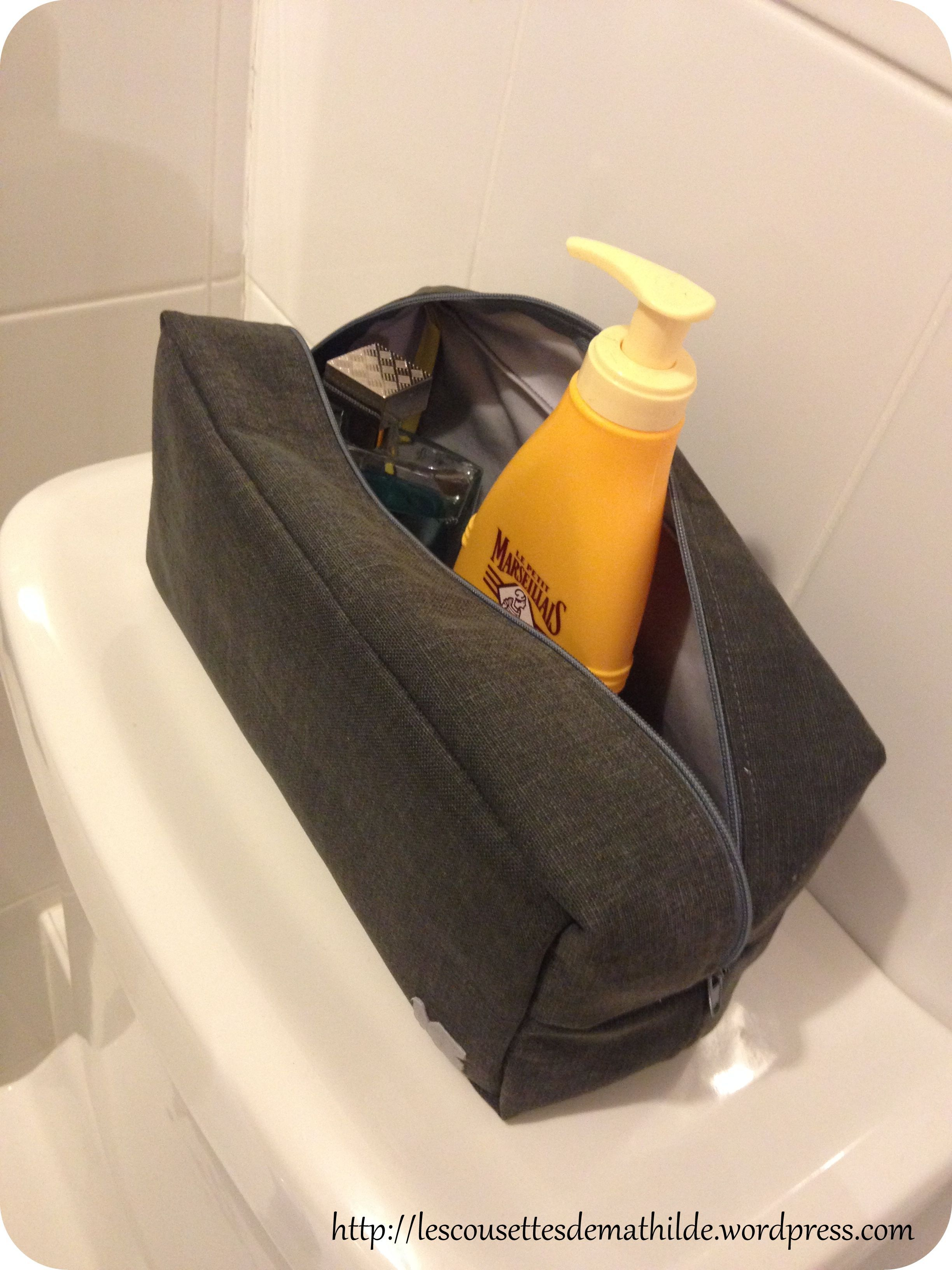 Photo De Toilette Tutoriel La Trousse De Toilette Pour Homme