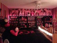 Victorias secret bedroom!