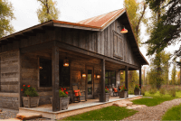 rustic ranch house - Google Search   house ideas ...
