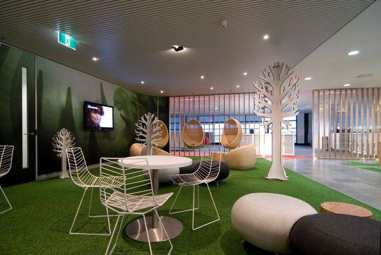 Raumgestaltung Ideen für den Pausenraum im Büro Inneneinrichtung - raumgestaltung ideen