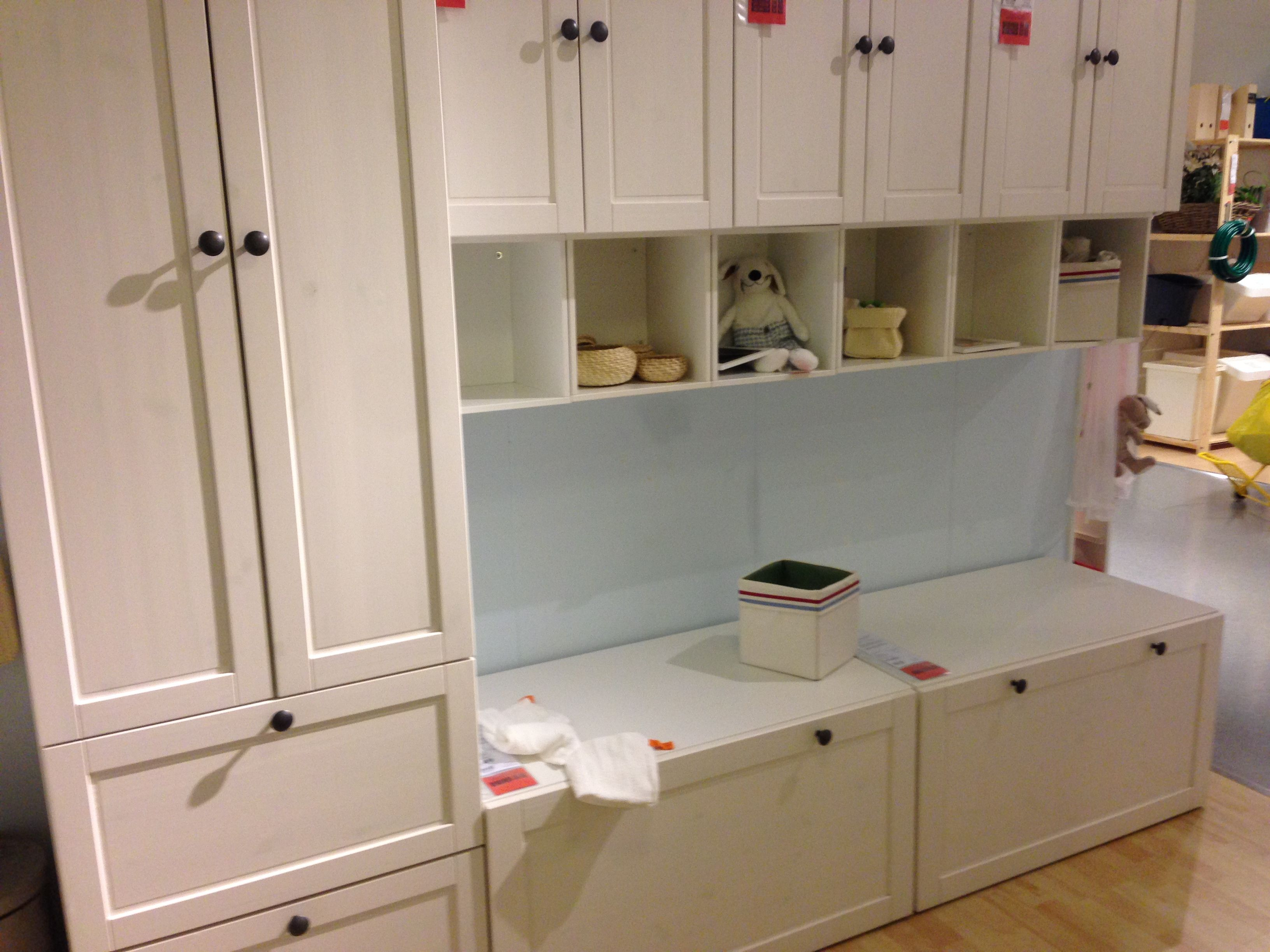 Ikea Hacks Stuva Ikea Stuva With Betsad Doors And Drawers Matches The Ikea