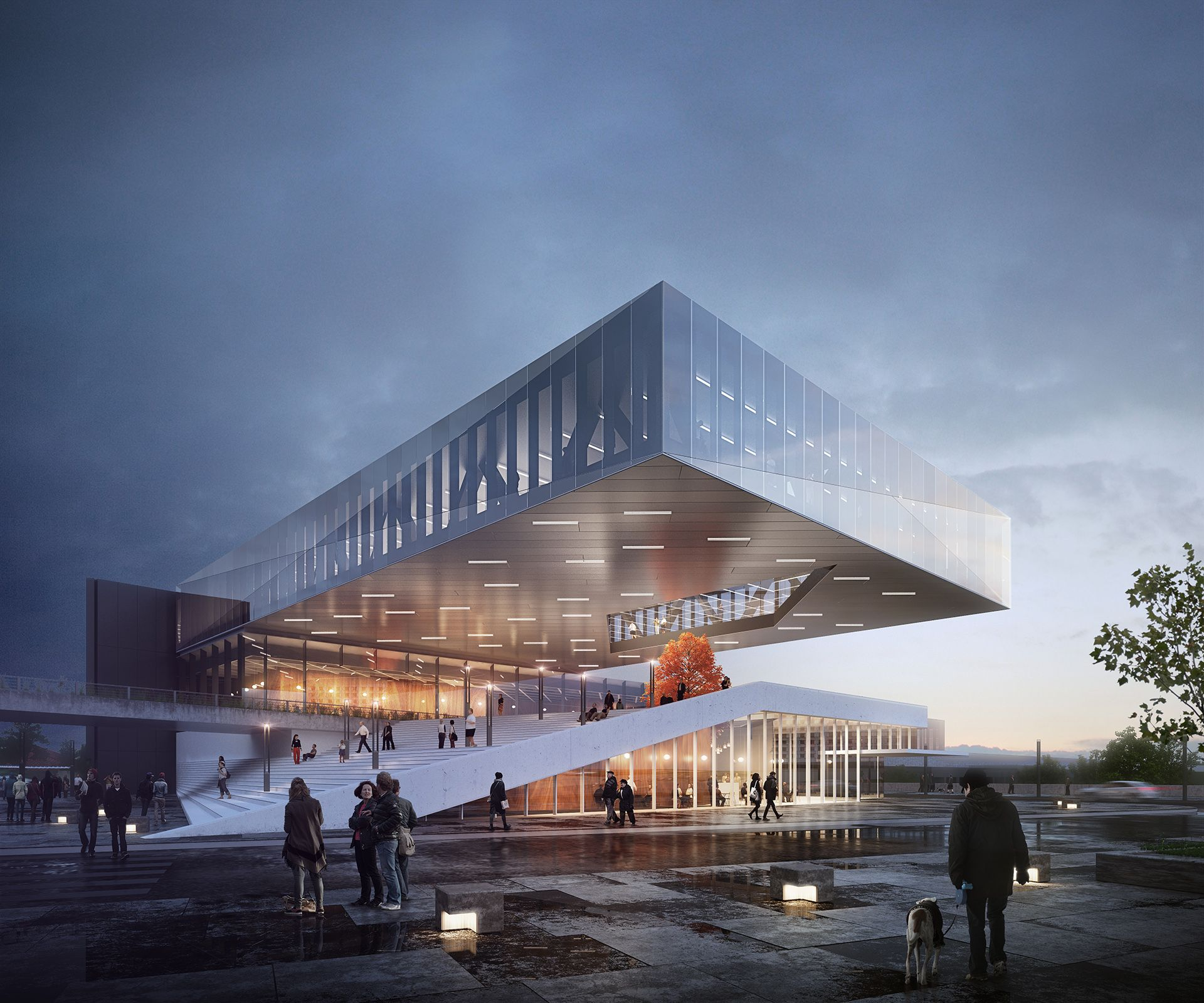 Architektur Rendering Welches Programm Projects Brick Visual Architectural Visualization