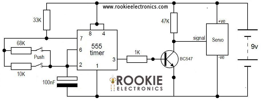 soft start psu electronic circuit diagram