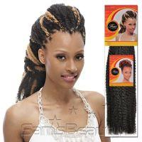 Femi Collection 100% Kanekalon Hair Kinky Twist Braid ...