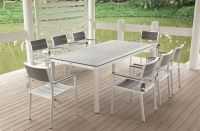 White Cast Aluminum Outdoor Furniture Download Page ...