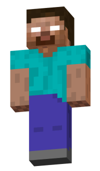Herobrine | Minecraft characters, Jay and Characters