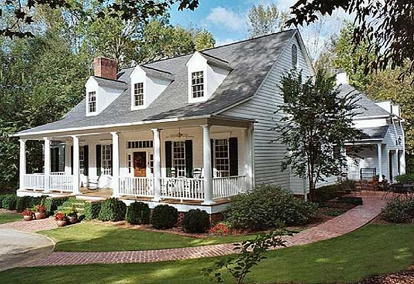 Southern House Plans on Pinterest