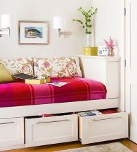 Full Size Daybed With Storage Drawers - Foter   decorating ...