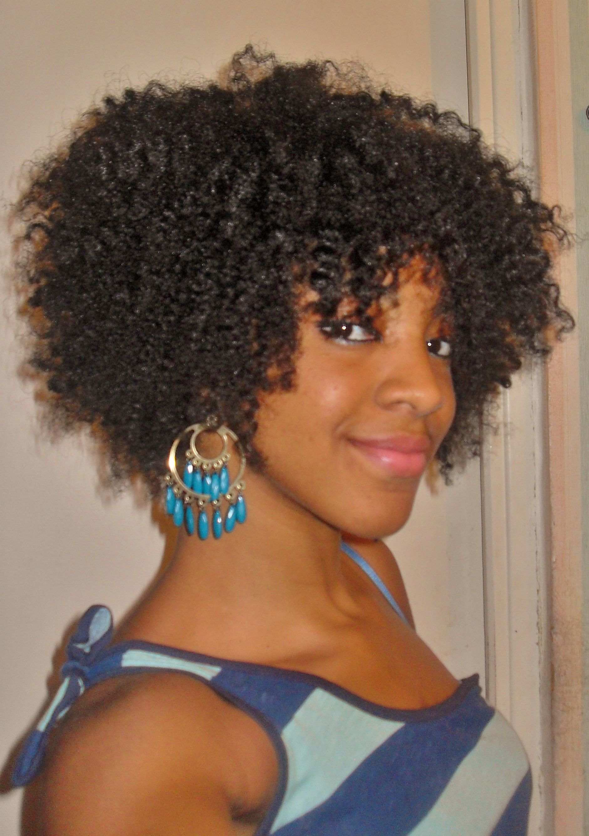 Coiffure D'afro Coiffure Comment Réussir à Faire Son Twist Out Nappy
