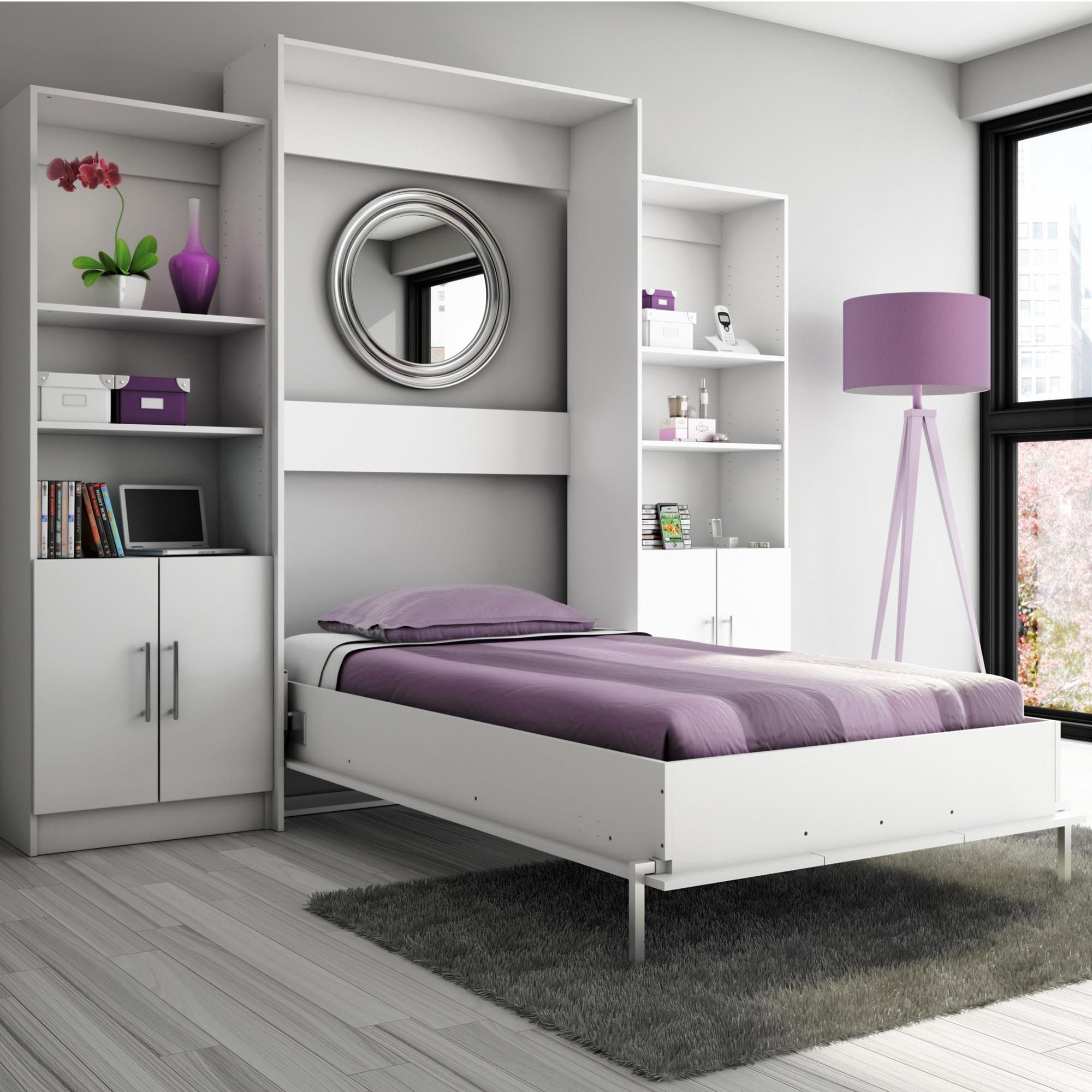 Wall Bed Ikea Make Your Own Murphy Bed Ikea Home Pinterest Wall