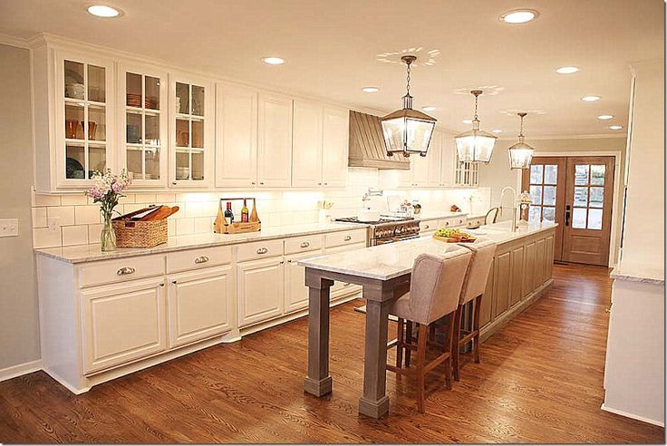 "24 Kitchen Island 24"" Wide Kitchen Island Joanna Gains - Google Search"